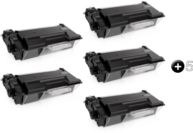 2PK New TN850 Toner for Brother DCP-L5500DN L5600DN L5650DN MFC-L5800DW L5850DW