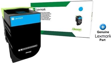 Lexmark 80C10K0 Black Toner Cartridge For CX310 DN CX310 N CX410 DE CX410 DTE