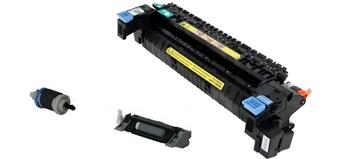 110V LaserJet CP5525 M750 Fuser Roller kit CE977A BRAND NEW GENUINE HP OEM