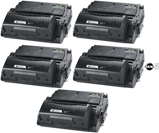 2 42X Q5942X HY BLACK Printer MICR Toner Cartridge for HP Laserjet 4250 4250DTN