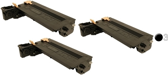 Black Toner Cartridge Compatible for Xerox 106R01409 WorkCentre 4250 4260